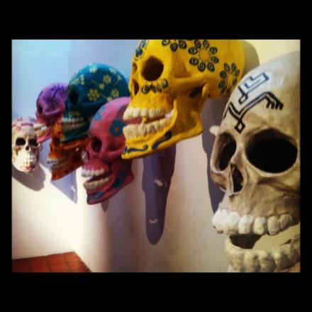 Exposición dia de muertos en coyoacán, Coyoacán, día de muertos