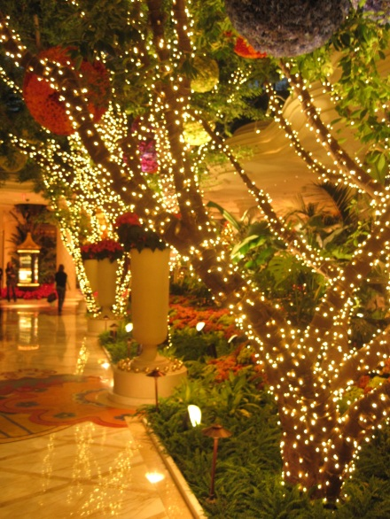 Navidad, Xmas, Decoración, Las Vegas, Wynn, Decoración navideña