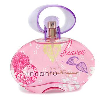 Heaven perfume, Salvatore Ferragamo heaven