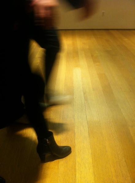 Zapatos, MoMA, NYC, NY, Snap Shoe