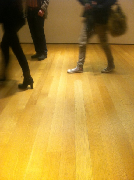 Zapatos, MoMA, NYC, NY, Snap Shoe