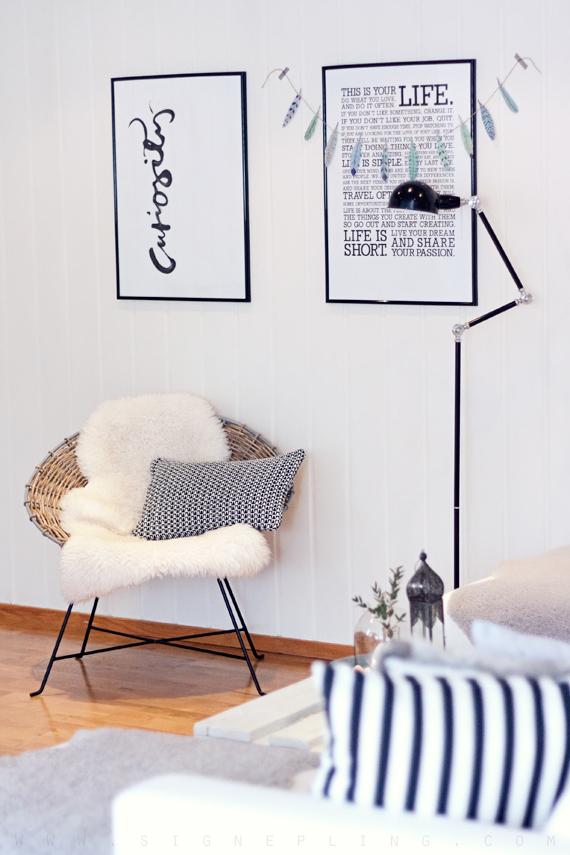 decoracion con tapetes
