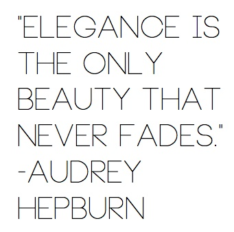 Quote Audrey Hepburn